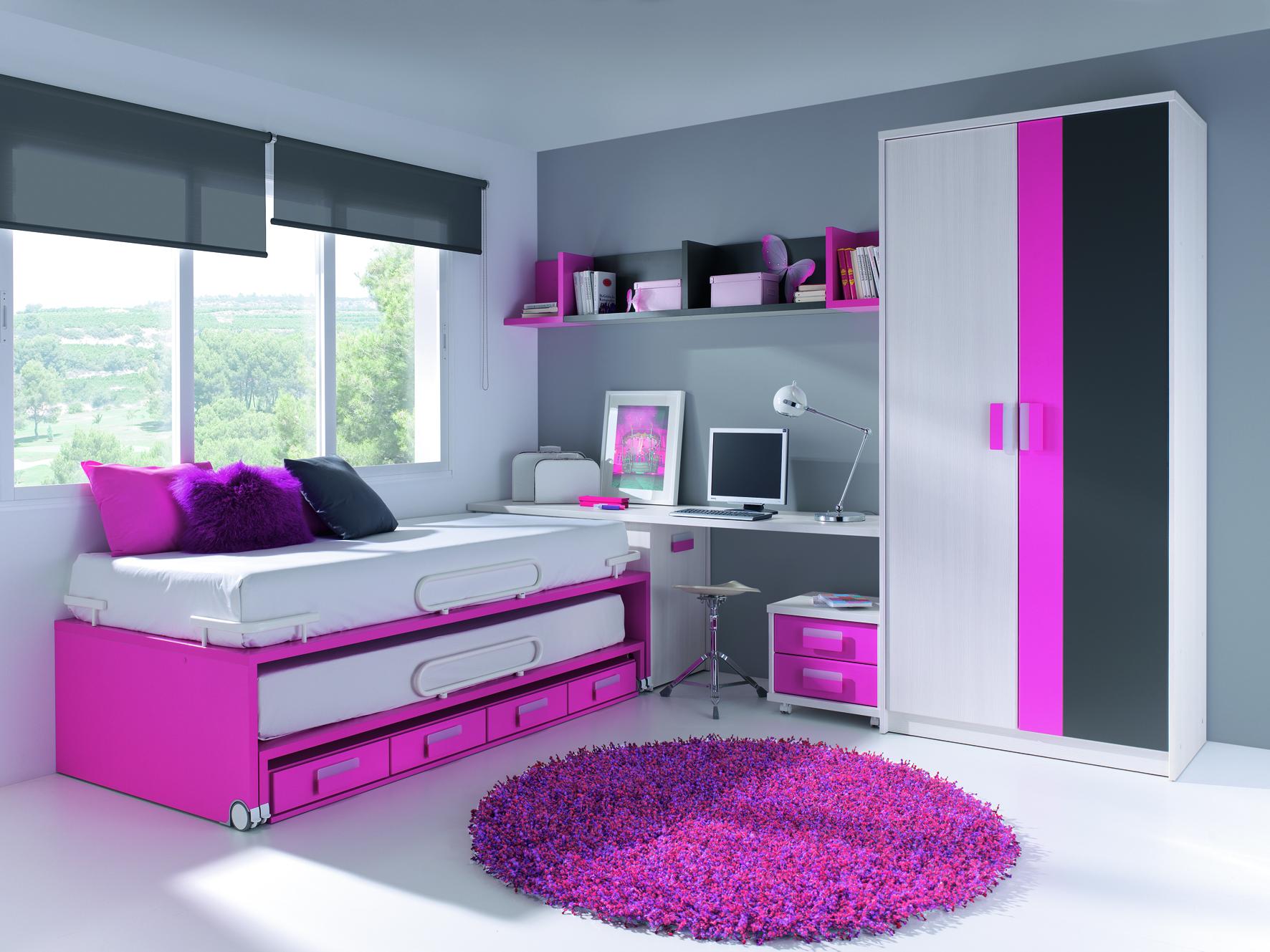 Juvenil e infantil hogares muebles - Ideas habitacion juvenil ...