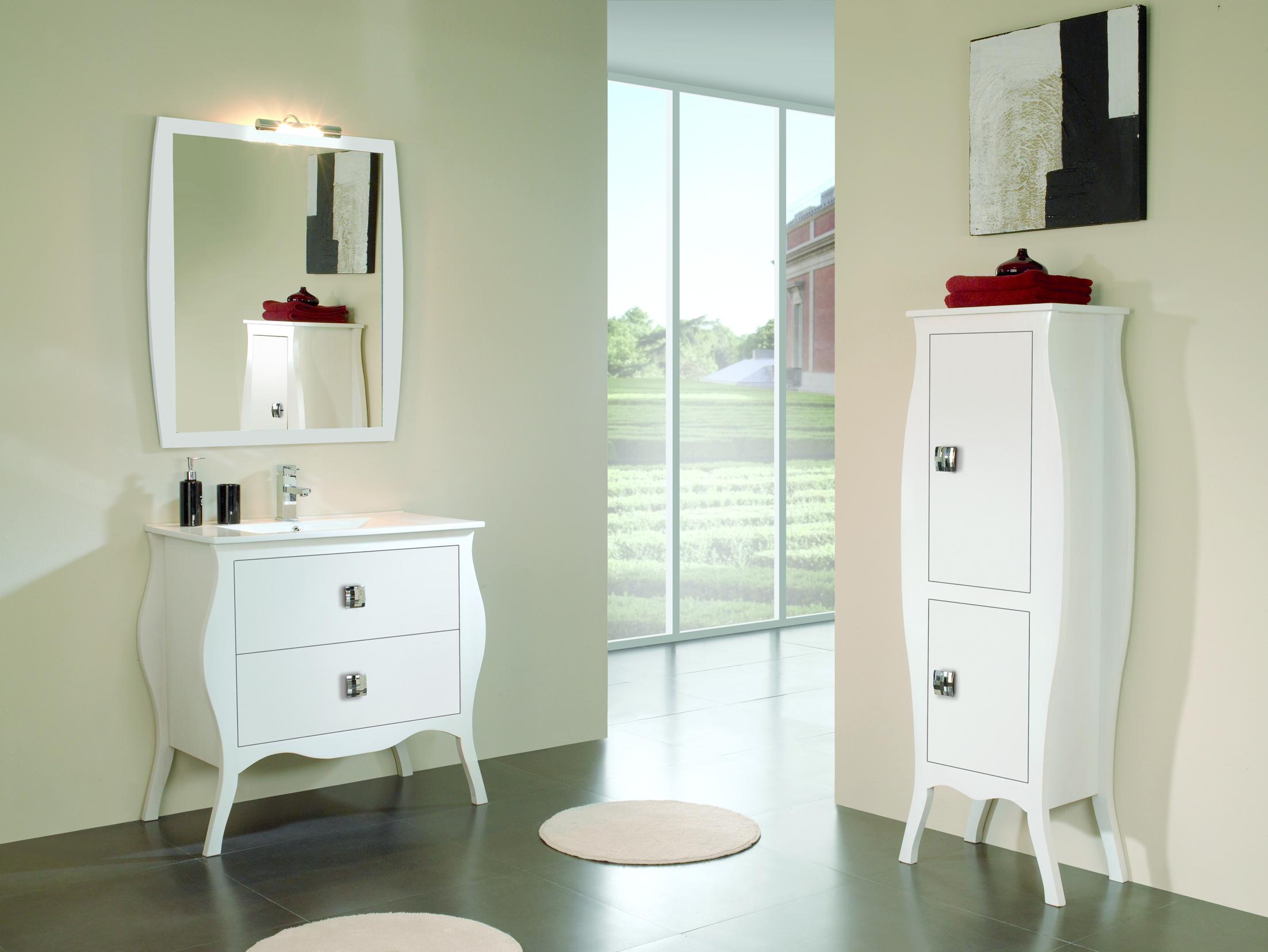 Ba o hogares muebles - Muebles para cuarto de bano ...